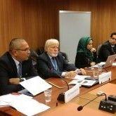 موضوع انتهاک حق الحصول علی الغذاء فی منطقتی الشرق الاوسط وافریقیا.