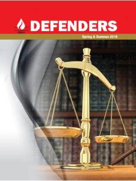 Defenders Spring & Summer 2016