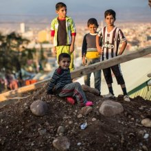 - أکثر من ثلاثة ملایین طفل فی العراق معرضون للموت والانتهاکات بسبب تزاید العنف