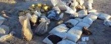 - المهربون یستخدمون اسالیب جدیده لتهریب المخدرات من افغانستان الی ایران