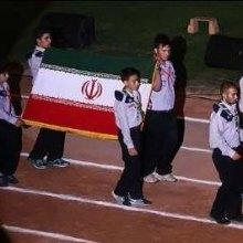 بدء الالعاب الریاضیة للارمن فی طهران