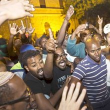 - جهاز قضاء عنصری إسرائیل تتعاطى مع الاثیوبیین بعنصریة مثلما یحدث مع السود فی الولایات المتحدة