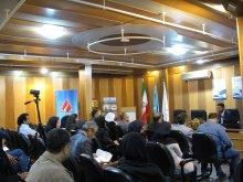 الملتقی التخصصی لضرورة نشاط ایران فی مجال العدالة الجنائیة الدولیة - 4-1