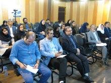 الملتقی التخصصی لضرورة نشاط ایران فی مجال العدالة الجنائیة الدولیة - 8