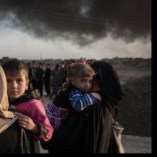 - أدلة على انتهاکات جسیمة فی الموصل