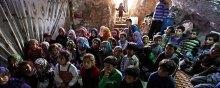 أطفال هم الخاسر الوحید بسبب الحرب  فی السوریة - 13504ibc1