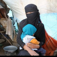 منسق الشؤون الإنسانیة فی الیمن یبدی الأسف والحزن لاستهداف الغارات الجویة مجلس عزاء - 08-12-2016Yemen
