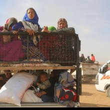 المرأة العراقیة فی أتون عواصف وإکراهات تتطلب موقفاً نوعیا شاملاً لإنقاذها