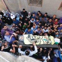 إصابة العشرات فی یوم غضب فلسطینی جدید تضامنا مع الأسرى