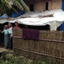 العنف-فی-میانمار - العنف فی میانمار أدى إلى کارثة إنسانیة