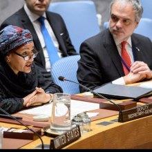 الجرائم-ضد-الإنسانیة - أمینة محمد تدعو الدول إلى العمل بوتیرة أسرع لتحقیق أهداف التنمیة المستدامة