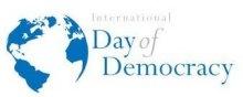 ����������-�������������� - الیوم الدولی للدیمقراطیة 15 أیلول/سبتمبر