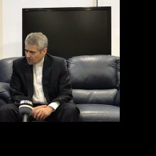 مندوب ایران فی الامم المتحدة: الحظر یتعارض مع مبدأ الدبلوماسیة والحوار