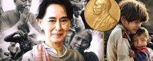 الروهینغیا-و-میانمار - عندما تلطخت جائزة نوبل للسلام بدماء المسلمین فی میانمار