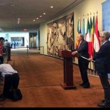 - فی أعقاب استفتاء إقلیم کردستان، الأمم المتحدة تؤکد على احترام وحدة العراق وسیادته الإقلیمیة