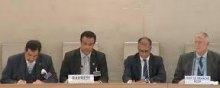 بحرین-و-حقوق-الانسان - البحرین: مجلس حقوق الإنسان یتبنى الوثیقة الختامیة للاستعراض الدوری الشامل، والسلطات تنکر أی قمع لحقوق الإنسان