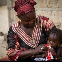 الیونیسف تحذر من تفاقم أزمة تغذیة الأطفال فی مالی