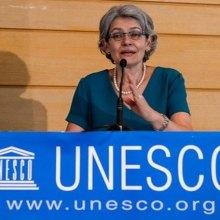 إیرینا بوکوفا تأسف لقرار الولایات المتحدة بالانسحاب من الیونسکو
