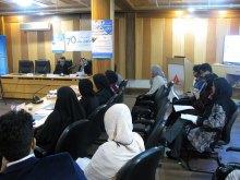 اقامةالدورة التعلیمیة الشاملة لمحاکاة مجلس حقوق الانسان - HRC Simulation (6)