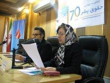 اقامةالدورة التعلیمیة الشاملة لمحاکاة مجلس حقوق الانسان - HRC Simulation (8)