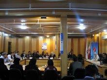 اقامةالدورة التعلیمیة الشاملة لمحاکاة مجلس حقوق الانسان - HRC Simulation (11)