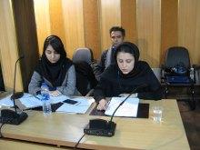اقامةالدورة التعلیمیة الشاملة لمحاکاة مجلس حقوق الانسان - HRC Simulation (12)