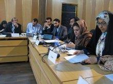 اقامةالدورة التعلیمیة الشاملة لمحاکاة مجلس حقوق الانسان - HRC Simulation (14)