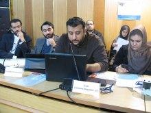 اقامةالدورة التعلیمیة الشاملة لمحاکاة مجلس حقوق الانسان - HRC Simulation (16)