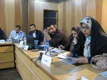 اقامةالدورة التعلیمیة الشاملة لمحاکاة مجلس حقوق الانسان - HRC Simulation (17)