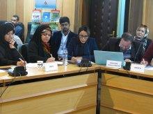 اقامةالدورة التعلیمیة الشاملة لمحاکاة مجلس حقوق الانسان - HRC Simulation (19)