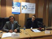 اقامةالدورة التعلیمیة الشاملة لمحاکاة مجلس حقوق الانسان - HRC Simulation (23)