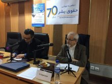 اقامةالدورة التعلیمیة الشاملة لمحاکاة مجلس حقوق الانسان - HRC Simulation (24)