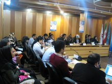 اقامةالدورة التعلیمیة الشاملة لمحاکاة مجلس حقوق الانسان - HRC Simulation (33)