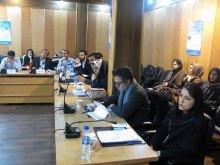 اقامةالدورة التعلیمیة الشاملة لمحاکاة مجلس حقوق الانسان - HRC Simulation (35)
