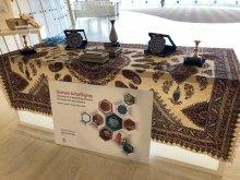 إقامة معرض الفنون الیدویّة للأقلیّات والقومیّات الایرانیّة بمنظمة الأمم المتحدة - Human Arts.Rights Exhibition (2)
