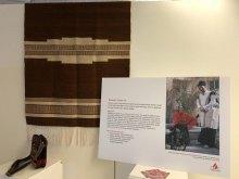 إقامة معرض الفنون الیدویّة للأقلیّات والقومیّات الایرانیّة بمنظمة الأمم المتحدة - Human Arts.Rights Exhibition (15)