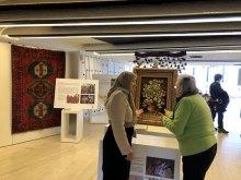 إقامة معرض الفنون الیدویّة للأقلیّات والقومیّات الایرانیّة بمنظمة الأمم المتحدة - Human Arts.Rights Exhibition (25)