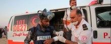 خبراء-الأمم-المتّحدة - الجیش الإسرائیلی یطلق النار على صحفیین فلسطینیین: مراسلون بلا حدود تطالب المحکمة الجنائیة الدولیة بالتحقیق فی هذه الجرائم