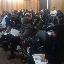 - إقامة دورة تعلیمیة احترافیة لمنظمة الأمم المتحدة نشاطاتها فی إیران