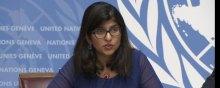 - المفوضیة السامیة لحقوق الإنسان تطالب بإطلاق سراح الصحفیة المصریة الناشطة إسراء عبد الفتاح