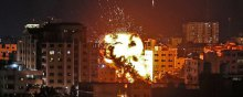 أوتشا: 8 أطفال و3 نساء من بین 34 فلسطینیا قتلوا فی قطاع غزة بینهم 8 من أسرة واحدة - afp_IOPT_05-09-2019