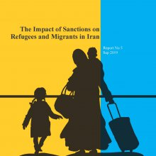 The Impact of Sanctions on Refugees and Migrants in Iran - refugees