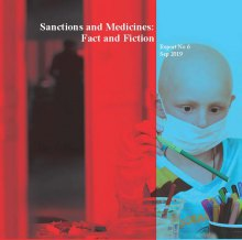 Sanctions and Medicines: Fact and Fiction - Sanctions and Medicines: Fact and Fiction