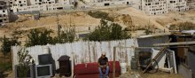 إسرائیل؛ سیاسات الأراضی التمییزیة تحصر الفلسطینیین
