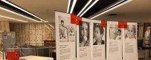 معرض معاناة الأطفال الإیرانیین المرضى فی الأمم المتحدة