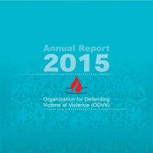 Annual Report 2015 - Annual Report 2015